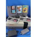 Nintendo nes console Mario...